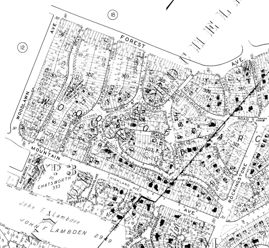 Westchester County Atlas (1930)